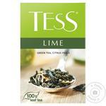 Tess Lime Green Tea 90g