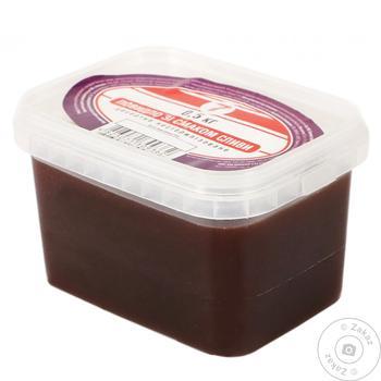Semerka Jam with Plum Flavor 500g - buy, prices for Tavria V - image 1