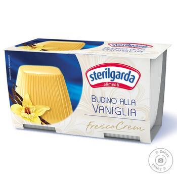 Пудинг Sterilgarda ванильный 200г - купить, цены на СитиМаркет - фото 1