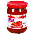 Паста томатная Семерка 25% 490г