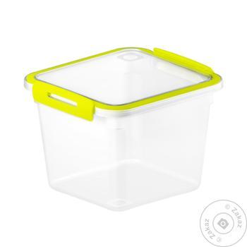 Емкость для морозилки Rotho Memory вакуумная 1,6л шт - купить, цены на Таврия В - фото 1