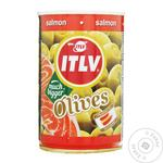 ITLV Green Olives with Salmon 314ml