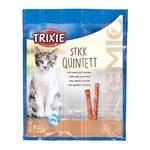 Trixie Stick Quintett delicacy with lamb and turkey 5g*5pcs