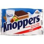 Вафли Knoppers 25г