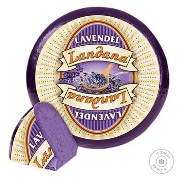 Сыр Landana с лавандой весовой 50%