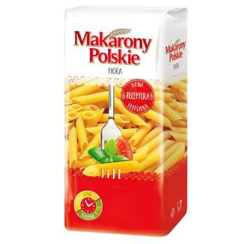 Макароны Макароны Польские Перо 400г