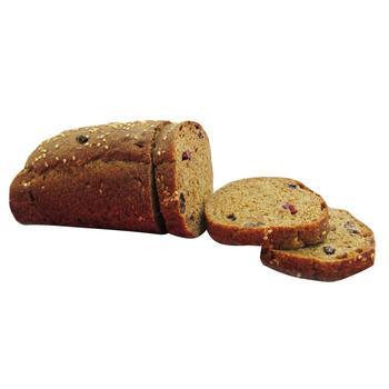 Korovaevo Saltovsky Hlibozavod Polince Bread with Raisins 600g - buy, prices for Tavria V - image 2