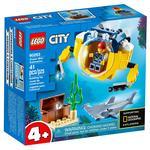 Lego Submarine Constructor