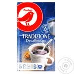 Auchan Decaffeinated Ground Coffee 250g