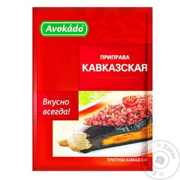 Avokado Seasoning Caucasian 25g - buy, prices for CityMarket - photo 1