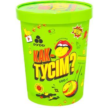 Морозиво Рудь Как тусім 500г - купити, ціни на CітіМаркет - фото 1
