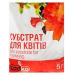 Субстрат Садко для квітів 5л