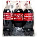 Beverage Coca-cola 1000ml plastic bottle