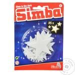 Набор Simba светящиеся звезды 25 штук
