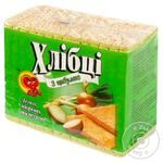 Хлібці Комгалком з цибулею без дріжджів та цукру 100г х5