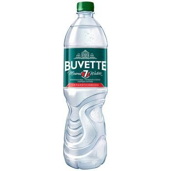 Mineral water Buvette N7 1.5l - buy, prices for Furshet - image 1