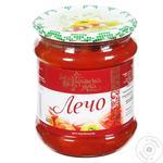 Ukrayinska Zirka Canned Lecho 440g