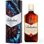 Віскі Ballantine's Finest 40% 0,75л