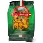 Макароны ракушки Ла паста 400г