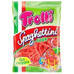 Мармелад Trolli кислі полуничні cпагеттіні 100г