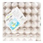 Яйцо куриное Каждый день столовое белое С1 30шт