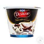 Lactel Dolce Dessert Strachatella Coconut 4.5% 200g - buy, prices for MegaMarket - image 1