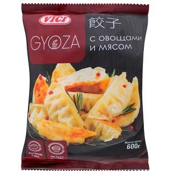 Пельмени Vici Gyoza с овощами и мясом 600г - купить, цены на СитиМаркет - фото 1