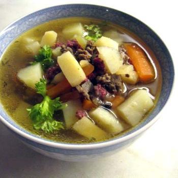 Фінський суп