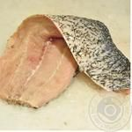 Fish silver carp fresh