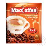 MacCofee 3in1 Irish Cream Instant Coffee Drink in Stick Sachet 20pcs*18g
