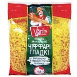 Макарони Varto Чіффарі гладкі 400г