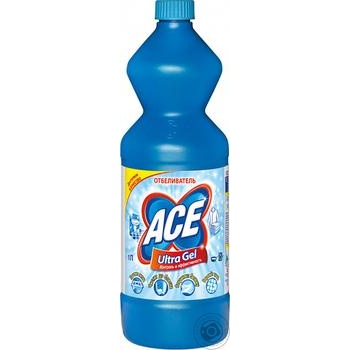 ACE Gel Automat Ultra Bleach 1l