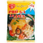 Bich Chi Rice Noodles with Chicken Flavor 60g