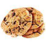 Печиво Рошен Тортинка зі шмат.шок.глазурі здобне ваг