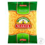 Вироби макаронні Makfa Спіралі 400г - купити, ціни на МегаМаркет - фото 1
