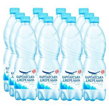 Вода минеральная Карпатская Джеральна негазированная 0,5л