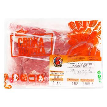 Поджарка Инделика из мяса индейки охлажденная
