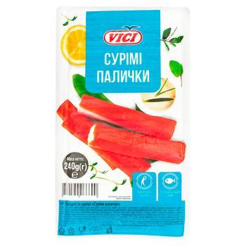 Vici Lubo Est Frozen Crab Sticks 240g