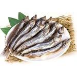 Fish capelin Amstor sun dried