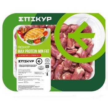 Сердце куриное Эпикур охлажденное 700г - купить, цены на Ашан - фото 2