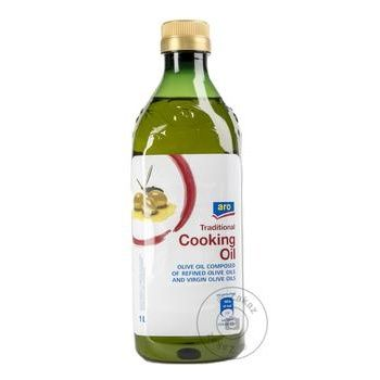 Масло ARO оливковое 1л