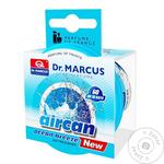 Dr.Marcus Black Air Fresher For Car With Ocean Breeze Aroma 40g