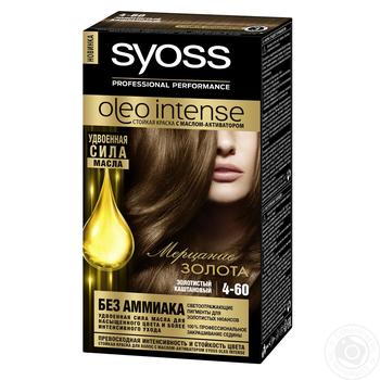 Color Syoss for hair