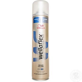 Лак Wellaflex Длительная поддержка объема для волос 400мл - купить, цены на Фуршет - фото 7