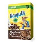 Готовый завтрак Nesquik шоколадный 125г
