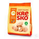 Печенье хрустящие фигурки Kresko банановый вкус 74г