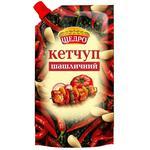 Кетчуп Щедро Шашлычный 250г