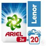 Стиральный порошок Ariel Горный родник автомат 3кг - купить, цены на Метро - фото 2