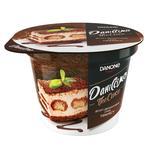 Десерт кисломолочный Даниссимо тирамису 6% 230г