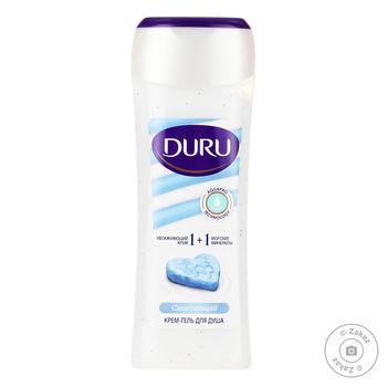 Duru Marine Minerals Softening Cream Shower Gel 250ml